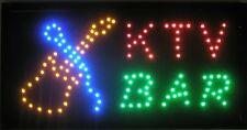 Animated LED Neon Light Open Sign KTV Sign KTV CLUB Karaoke KTV LED Sign