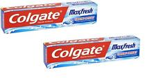 2X Colgate Max Fresh Toothpaste Cooling Crystals Kosher 125 ml