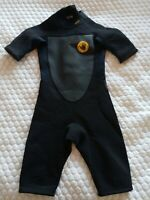 Body Glove Childs Spring Shorty Wetsuit 2/1 Kids Youth Juniors Sz 12