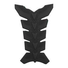 Motorcycle 3D Gel Oil Gas Tank Pad Fish Bone Protector Decal Sticker Pad Black