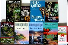Eileen Goudge - Lot of 9 Books: 7 Hardcover, 2 Paperback - BRAND NEW !!!