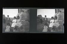 Rome Roma Italie Italia Plaque de verre stereo NEGATIF, 1911