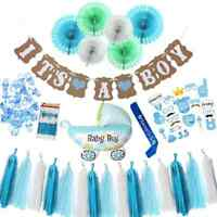 """It's a Boy!"" Baby Shower Decorations for Boy. Sash Balloon Photo Booth set"