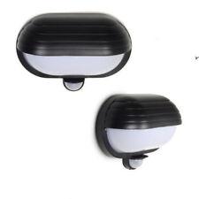 Maclean Aplique pared Detector de movimiento Lámpara exterior Sensor crepuscular