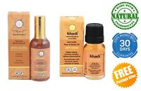 Khadi Herbal Oil Mature Dry Skin Anti-Aging Face & Body Anti Ageing Wrinkles