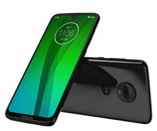 Motorola Moto G7 - 64GB - XT1962-1 Ceramic Black OEM Factory Unlocked smartphone