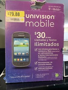 Samsung Galaxy Exhibit 4GB (T-Mobile ONLY,  T-Mobile MVNOs ONLY)