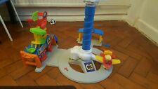 Fisher-Price Little People Sounds Airport Airplane baby toddler Toy educational