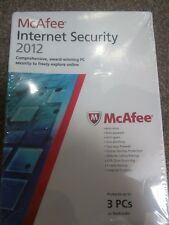 McAfee Internet Security 2012 - 3 PC