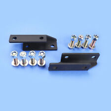 """1982-2005 GMC S15 Chevy S10 4WD Sway Bar Drop Bracket For 2-5"""" Leveling Kit"""