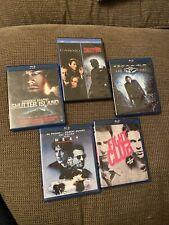 (5) Blu-Ray Movie Lot~Casino-Heat-Fight Club-Dark Knight-Shutter Island