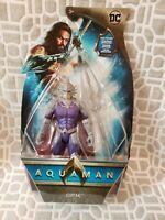 "Aquaman Movie DC Comics 6"" Orm Action Figure"