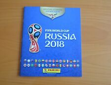 PANINI WORLD CUP RUSSIA 2018 FULL SET OF 682 STICKERS + EMPTY ALBUM