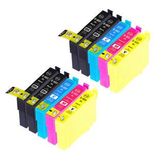 10 Cartucce Compatibili EPSON T603 KIT per XP 2100,3100,4100 WF 2810,2830,2850