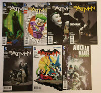 Batman Endgame #35-40 Lego Variant + tie in Set Lot Vol 7 New 52 VF/NM 1st Print