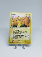 Vintage Pokémon Card - Holo Raichu 12/112 EX Fire Red & Leaf Green Set (2004)