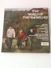 The World Of The Bachelors Decca Sterio Vinyl LP 1969