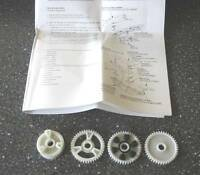 Honda CRX Delsol '92-'97 Roof Tilter Repair Gear Set Brand New Genuine Honda