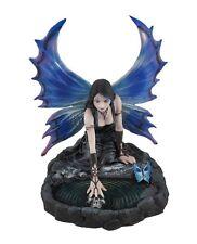 7.25 Inch Immortal Flight Statue By Anne Stokes Dark Gothic Angel Skull Fairy