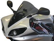 Parabrisas transparente motorrad Fabbri yamaha r1 09-11 doble borla y092c