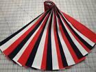 Jelly Roll-Red, White & Blue-Patriotic Theme-Kona Cotton-21-2-1/2