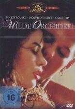 DVD NEU/OVP - Wilde Orchidee (Zalman King) - Mickey Rourke & Carre Otis