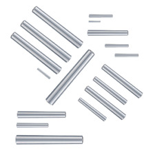 Taper Pins DIN 1B A4 / 316 Marine / Medical Grade Stainless Steel: 5 Pack