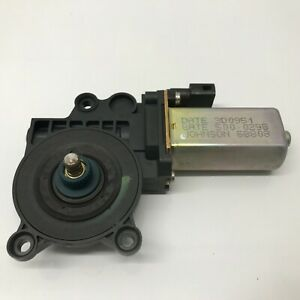 Ford Fiesta 02 - 08 Mk6 3 Door RIGHT front electric window motor UK Driver O/S