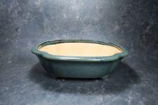 "Genuine Japanese Bonsai pot  ""Reiho"" from Tokoname."