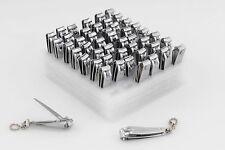 Nagelknipser (nagelzange) 55mm mit kleiner Nagelfeile und Kettchen