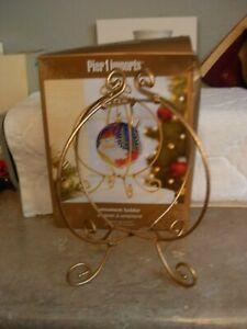 Pier 1 Imports Ornament Holder Metal