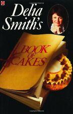Delia Smith's Book of Cakes (Coronet Books) by Smith, Delia Paperback Book The