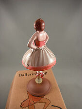 Tin Toy - Ballerina Spinning Top