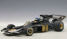 Lotus 72 E No.2 Ronnie Peterson (avec Chauffeur Figurine) Formula 1 1973