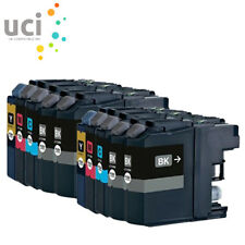 10x Ink Catridge UCI® fit Brother LC3211 DCP-J772DW J774DW MFC-J890DW J895DW
