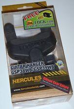 Hercules Stands Guitar Hanger Locking Swivel Electric Wood Parts GSP38WB Banjo