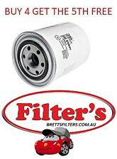 Oil Filter FORD COURIER DIESEL 2.5L 5/96-2/99 Z313 WZ313  1997- 2500CC