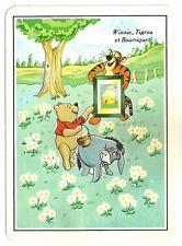 CPM - Walt Disney - Winnie,Tigrou et Bourriquet - Réf     - Postcard