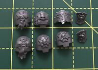 Black Templar Upgrade Terminator Shoulder Pads Warhammer 40k Space Marines Bits