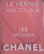 chanel nail polish 165 ORGANDY rare limited edition VINTAGE