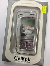 Nokia 6710 Navigator Crystal Hard Case Clear CPC4434. Brand New in Original pack