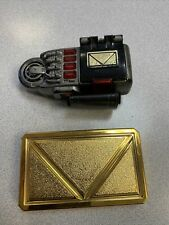 Power Rangers Space Morpher And Belt Buckle