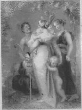 """***  Antique Print Thomas Stothard """" The Vintage"""" 1834"""