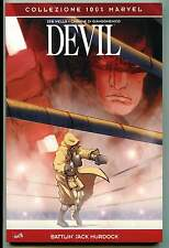 DEVIL Battlin' Jack Murdock Wells Collezione 100% Marvel Panini Comics