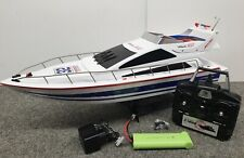 Amewi RC Barco de Carrera, Speedboot Velero Atlantic 2,4GHz 73cm 26005