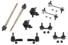 Steering & Suspension Sway Bar Links Tie Rods Ball Joints Both Side For Toyota