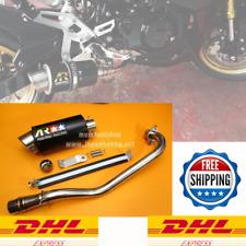 Honda Grom msx125 2013 - 2019 Exhaust Full System Black #15 +DHL Express 3-5 Day