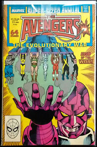 Avengers Annual #17; Grading: VF+/NM-