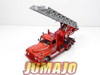 NOR27 VOITURE 1/43 NOREV : CITROEN T46 Camion Pompier Grande échelle