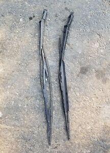09-12 Porsche Cayman 987 987.2 Windshield Wiper Wipers Arms Set LH RH OEM